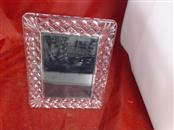 MARQUIS BY WATERFORD Miscellaneous Furniture CRYSTAL FRAME 5X7